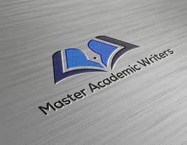 Nro 78 kilpailuun Logo Design for Master Academic Writers käyttäjältä rafsanurrahman27