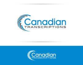 #92 untuk Design a Logo for Canadian Transcriptions oleh sagorak47