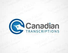 #105 untuk Design a Logo for Canadian Transcriptions oleh NataliaFaLon