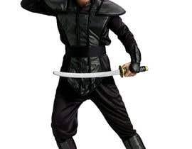 #41 untuk Turn my dad into a ninja oleh shyamshete