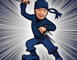#36 untuk Turn my dad into a ninja oleh BayroutteSdmf