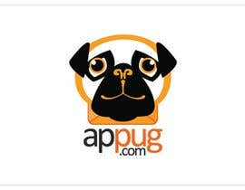 "#91 para ""Pug Face"" logo for new online messaging service de libelle"