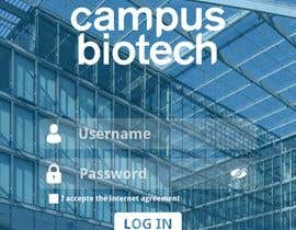 #4 cho Design of a captive portal (graphics only) - Campus bởi Invoker6969