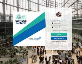 #18 for Design of a captive portal (graphics only) - Campus by lobar08