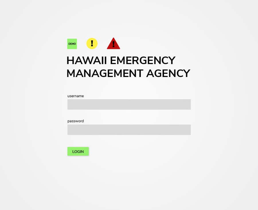Contest Entry #333 for Hawaii needs yoUI!