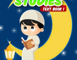 #83 dla Design a Cartoon based Islamic book cover przez Zekkour