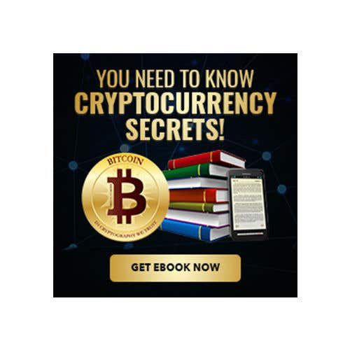 Contest Entry #6 for Banner Ads for Online Advertising Promoting an eBook on Cryptocurrency