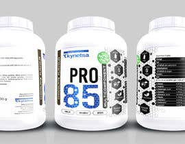 #136 for Design for sport supplements labels by aleksejspasibo