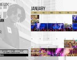 denysmuzia tarafından Design a Calendar for a clothing brand için no 15