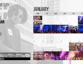 denysmuzia tarafından Design a Calendar for a clothing brand için no 16