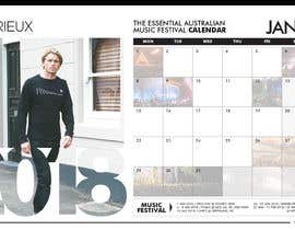 #22 for Design a Calendar for a clothing brand by richardwct
