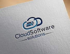 #395 untuk Logo for Cloud Software oleh saba71722