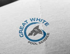 #119 for We are a swimming pool service company. The company name is:  Great White Pool Service by resanpabna1111