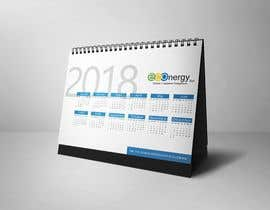#7 for Quick Design of a 2018 Calendar Mockup. URGENT by mariifierrob