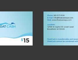 EvgeniyDenisov tarafından Design some rewards cash for a float business- EASY & CREATIVE için no 20