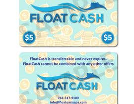 parulgupta549 tarafından Design some rewards cash for a float business- EASY & CREATIVE için no 22