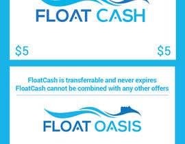 Mukul703 tarafından Design some rewards cash for a float business- EASY & CREATIVE için no 16