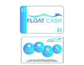 #12 for Design some rewards cash for a float business- EASY & CREATIVE by jazminereyes