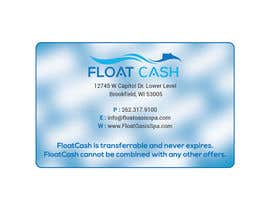 #6 for Design some rewards cash for a float business- EASY & CREATIVE by Propergraphic