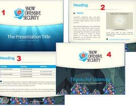 #14 for Create a Five To Ten Minute Powerpoint Presentation For Youtube by DeZineCode