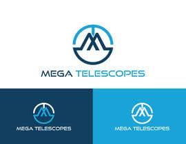 designpolli tarafından Design a Logo for a Telescope Megastore! için no 135
