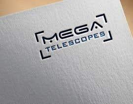 designpolli tarafından Design a Logo for a Telescope Megastore! için no 138