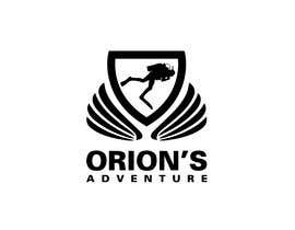 #171 for Design a Logo: ORION´S ADVENTURE by mdrazabali