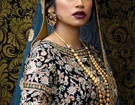 Nro 101 kilpailuun Retouching bridal fashion picture käyttäjältä rakshithkumar