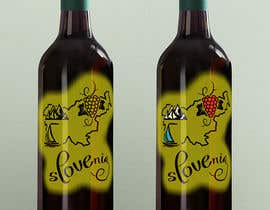 #5 for Design a graphic for sandblastic on bottles by abobal7