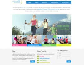 #14 para Wordpress Theme Design for Institut für funktionelle Bewegung por Pavithranmm