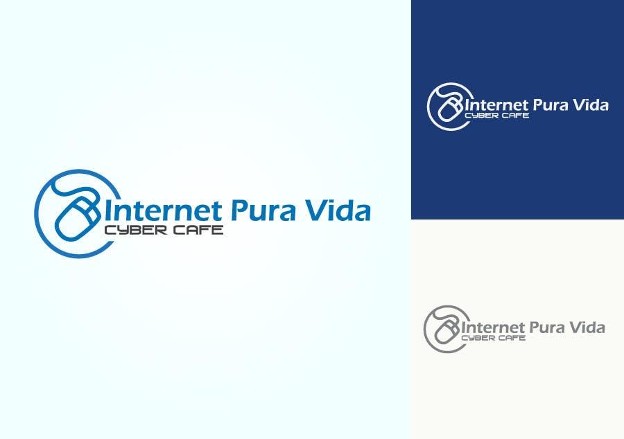 Konkurrenceindlæg #                                        27                                      for                                         Logo Design for  Internet Pura Vida