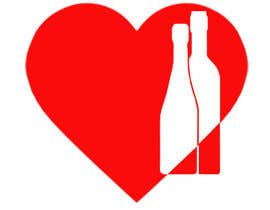 #107 cho Logo Design for Heart Wine (love wine) bởi adityasaraff