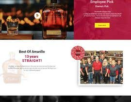 webmastersud tarafından Design a Website Mockup for Liquor Store için no 11