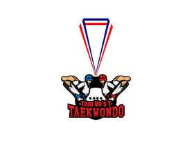 #5 for Can you create our next Taekwondo (martial art) Medal for a tournament by syukjer12