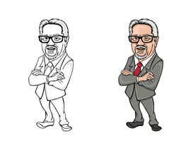 #63 for Create a Cartoon / Caricature of my Boss ! by Attebasile