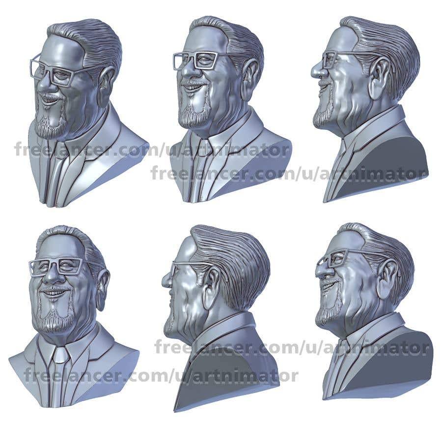 Kilpailutyö #50 kilpailussa Create a Cartoon / Caricature of my Boss !