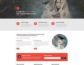 #7 untuk Design a Website Mockup oleh zamanovi