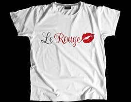"""#74 untuk Design Logo for """"Le Rouge"""" Cloub/Escort oleh mohammadbakya"""