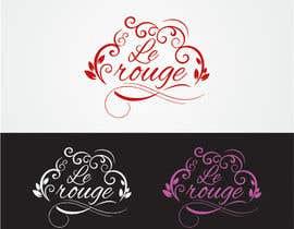 """#52 untuk Design Logo for """"Le Rouge"""" Cloub/Escort oleh nipen31d"""
