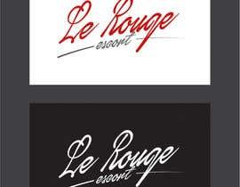 """#66 untuk Design Logo for """"Le Rouge"""" Cloub/Escort oleh nipen31d"""