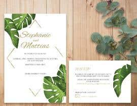 #15 for Wedding invitation af desireedelcarmen