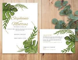 #17 for Wedding invitation af desireedelcarmen