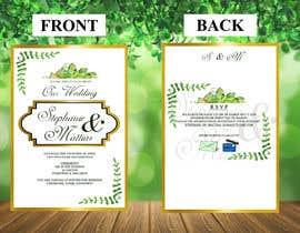 #35 for Wedding invitation af janrii65
