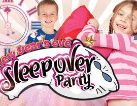 #12 cho Design a Flyer for a New Years Eve Sleep Over Party bởi georgemx