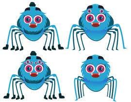 #60 untuk Create backgrounds and cartoon character for song oleh Bateriacrist