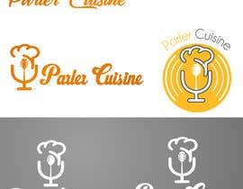 #88 for Concevoir un nouveau logo de podcast culinaire by aymanelghandour