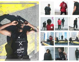 #35 for Design a Streetwear Labels wholesale buyer book (Cover pages 2x, intro page, business page, business information and contact details) by starblanco