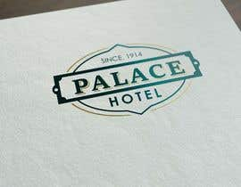 """#17 cho We have a pub built in 1914 we need a logo done which is regal and suits that era...   """"Palace Hotel"""" is the name of the pub. It is a traditional country pub. bởi imagencreativajp"""