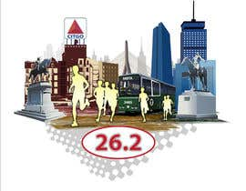 #2 cho Illustration Design for Generic Runners in Boston bởi aneesgrace