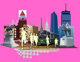 #5 cho Illustration Design for Generic Runners in Boston bởi aneesgrace